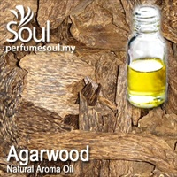 Natural Aroma Oil Agarwood - 10ml - Click Image to Close
