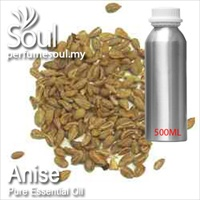 Pure Essential Oil Anise - 500ml