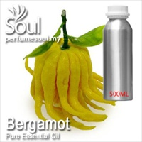 Pure Essential Oil Bergamot - 500ml