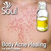 Essential Oil Body Acne Healing - 50ml