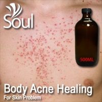 Essential Oil Body Acne Healing - 500ml