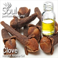 Natural Aroma Oil Clove - 10ml