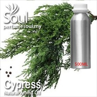 Natural Aroma Oil Cypress - 500ml