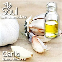 Natural Aroma Oil Garlic - 10ml