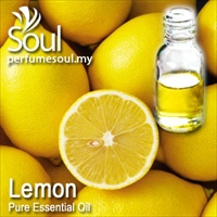 Pure Essential Oil Lemon - 50ml