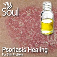 Essential Oil Psoriasis Healing - 10ml