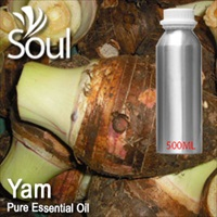 Pure Essential Oil Yam - 500ml